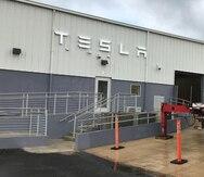 Tesla opera desde Hato Rey su primer taller de servicios en Puerto Rico