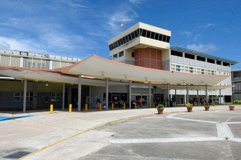 El Hospital Oncológico forma parte del complejo del Centro Médico en Río Piedras.